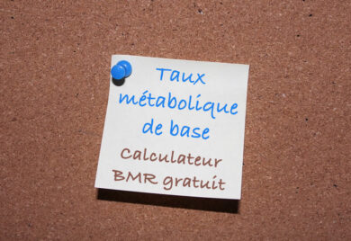 Photo de Calcul du besoin en calories selon le métabolisme de base et calculateur BMR gratuit